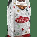 Polvorón bombón con chocolate y almendra