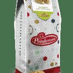 Polvorón con pistacho
